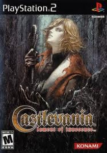 Castlevania Lament of Innocence - PS2 Game