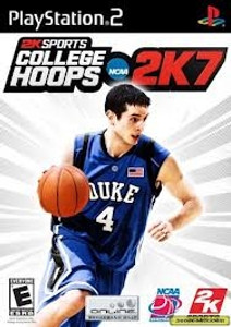 College Hoops 2K7 - PS2 Game