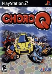 ChoroQ - PS2 Game