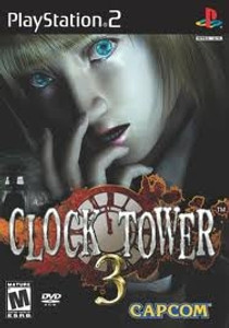 Clock Tower 3 - PS2 Game