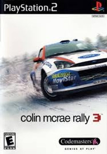 Colin McRae Rally 3 - PS2 Game