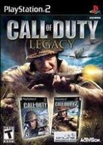 Call of Duty Legacy - PS2 Game