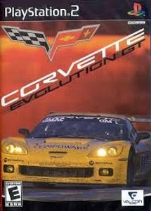 Corvette Evolution GT - PS2 Game