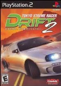 Drift 2 Tokyo Xtreme Racer - PS2 Game