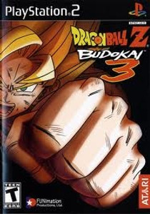 Dragon Ball Z Budokai 3 - PS2 Game