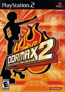 DDR Max 2 - PS2 Game
