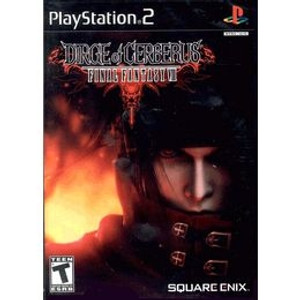Final Fantasy VII - PS2 Game