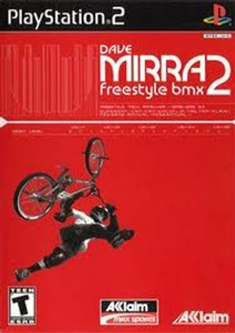Dave Mirra Freestyle BMX 2 - PS2 Game