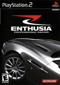 Enthusia Professional Racing - PS2 Game