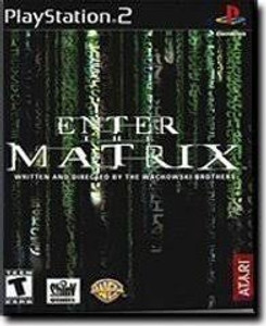 Enter The Matrix - PS2 Game
