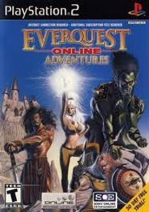 Everquest Online Adventures - PS2 Game