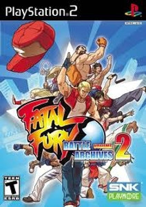 Fatal Fury Battle Archives Vol 2 - PS2 Game