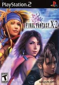 Final Fantasy X-2 - PS2 Game