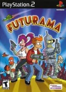 Futurama - PS2 Game