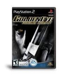 Goldeneye Rogue Agent - PS2 Game