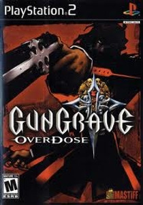 Gungrave Overdose - PS2 Game
