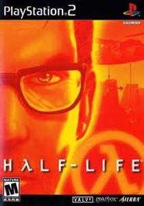 Half Life - PS2 Game