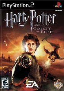 Harry Potter Goblet Of Fire - PS2 Game
