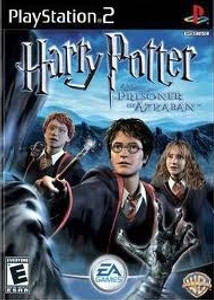 Harry Potter Prizoner Of Azkaban - PS2 Game