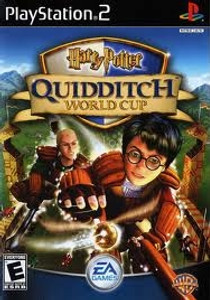 Harry Potter Quidditch World Cup - PS2 Game