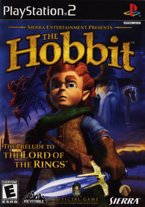 Hobbit, The - PS2 Game