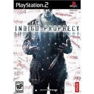 Indigo Prophecy - PS2 Game