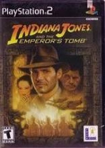 Indiana Jones And The Emperors Tomb - PS2 Game