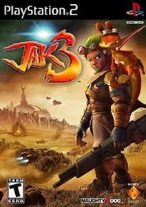 Jak 3 - PS2 Game