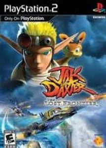 Jak and Daxter The Lost Frontier - PS2 Game