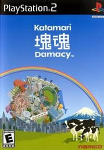 Katamari Damacy - PS2 Game