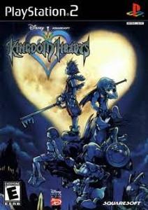 Kingdom Hearts - PS2 Game