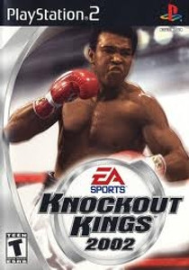 Knockout Kings 2002 - PS2 Game