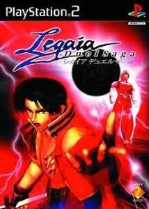 Legaia 2 Duel Saga - PS2 Game