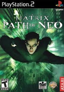 Matrix Path of Neo - PS2 Game