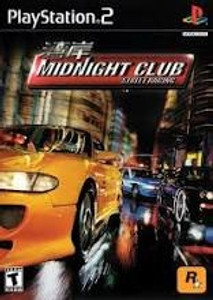 Midnight Club - PS2 Game