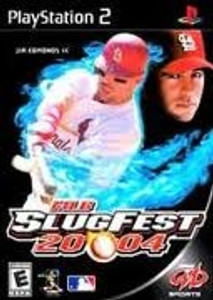 MLB Slugfest 2004 - PS2 Game