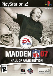 Madden NFL 07 Hall Of Fame Edition - PS2 Game