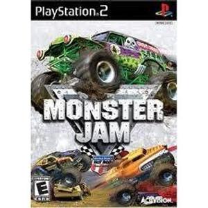Monster Jam - PS2 Game