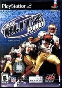 NFL Blitz Pro - PS2 Game