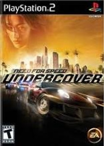 Need For Speed Undercover - PS2 Game
