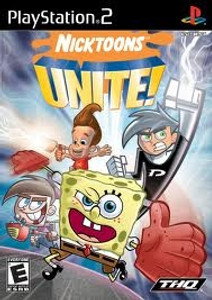 Nicktoons Unite! - PS2 Game