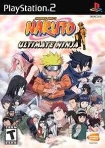 Naruto Ultimate Ninja - PS2 Game