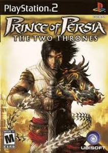 Prince of Persia Two Thrones - PS2 Game