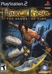 Prince of Persia Sands of Time - PS2 Game