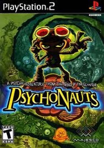 Psychonauts - PS2 Game