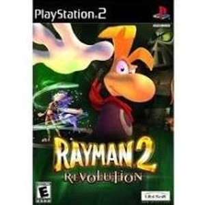 Rayman 2 Revolution - PS2 Game