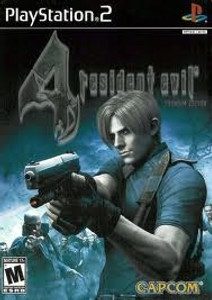 Resident Evil 4 Premium Edition - PS2 Game