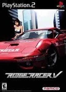 Ridge Racer V - PS2 Game