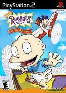Rugrats Royal Ransom - PS2 Game