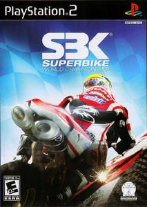 SBK Superbike World Championship - PS2 Game